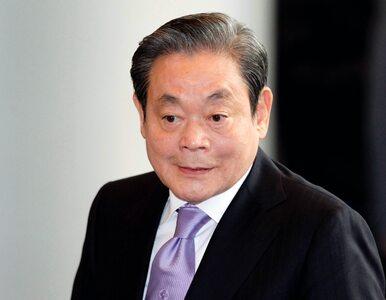 Rodzina założyciela Samsunga z gigantycznym podatkiem do zapłaty