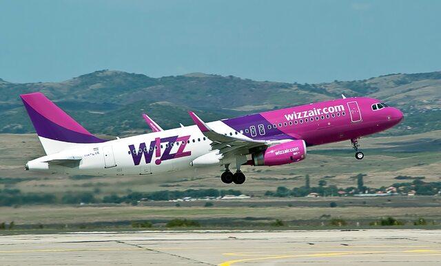 Авиакомпания Wizz Air сокращает рейсы в Италию