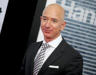 Jeff Bezos rezygnuje! Oddaje fotel dyrektora Amazona
